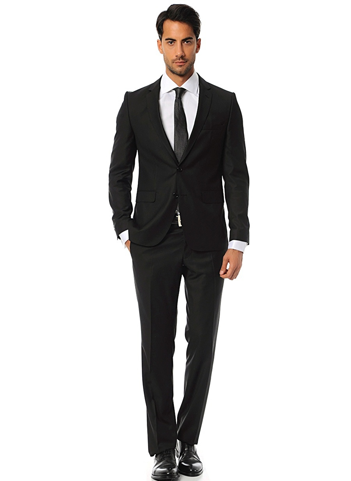 52f0fe7e3dd98 Pierre Cardin Erkek Takım Elbise Siyah | Morhipo | 13875430